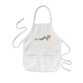 The Name Game - Amy Kids' Apron