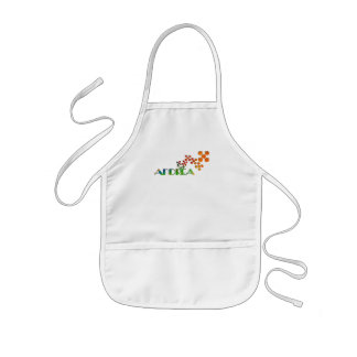 The Name Game - Andrea Kids' Apron