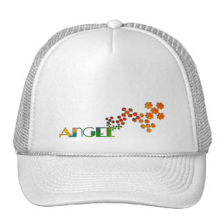 The Name Game - Angel Trucker Hat