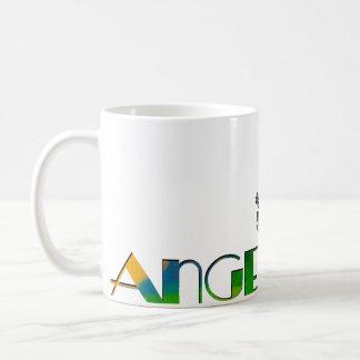 The Name Game - Angelina Coffee Mug