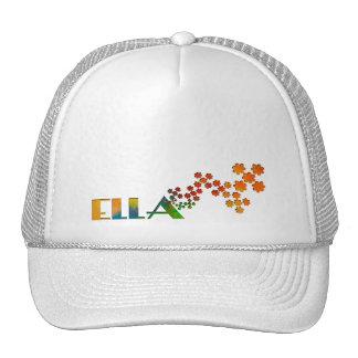 The Name Game - Ella Trucker Hats