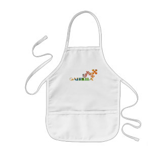 The Name Game - Gabriella Kids' Apron