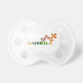 The Name Game - Gabriella Pacifier