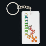 "The Name Game - Gertrude Keychain<br><div class=""desc"">Celebrate your favorite person with color and style.</div>"