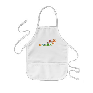 The Name Game - Isabella Kids' Apron