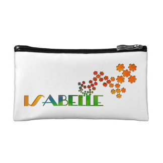 The Name Game - Isabelle Cosmetic Bag
