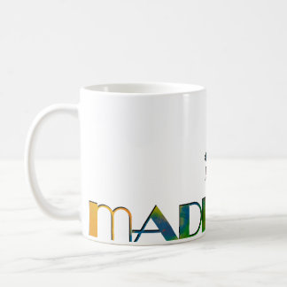 The Name Game - Madeline Coffee Mug
