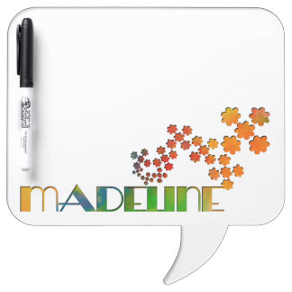 The Name Game - Madeline Dry Erase Board