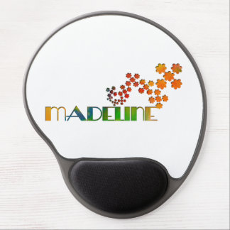 The Name Game - Madeline Gel Mousepad