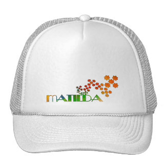 The Name Game - Matilda Trucker Hat