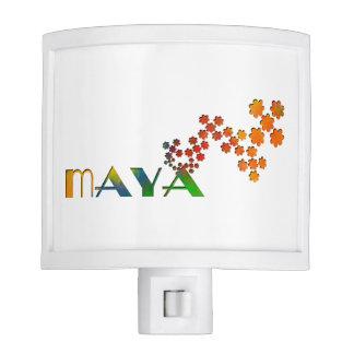 The Name Game - Maya Night Lite