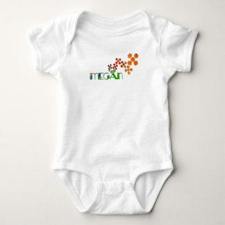 The Name Game - Megan Baby Bodysuit