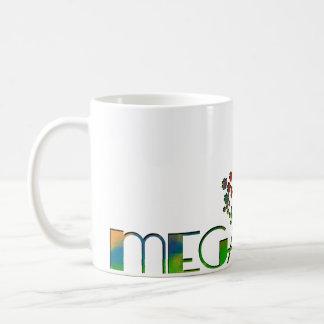 The Name Game - Megan Coffee Mug