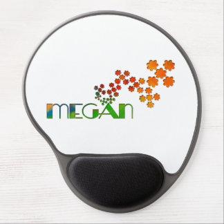 The Name Game - Megan Gel Mouse Pad