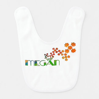 The Name Game - Megan Bib