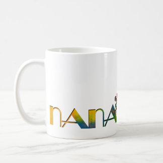 The Name Game - Nana Coffee Mug