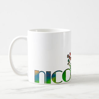 The Name Game - Nicole Coffee Mug