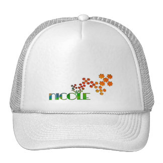 The Name Game - Nicole Trucker Hat