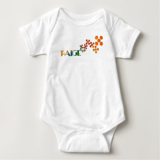 The Name Game - Paige Baby Bodysuit