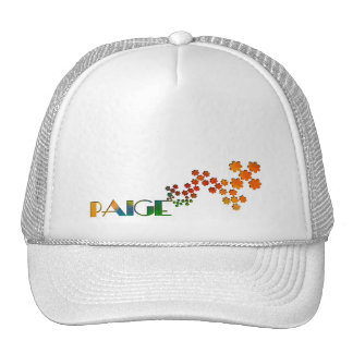 The Name Game - Paige Trucker Hat
