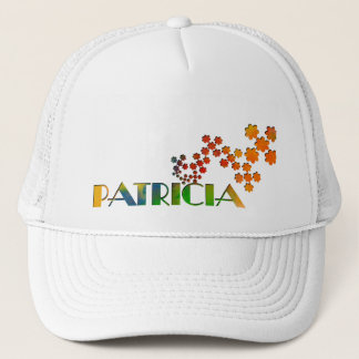The Name Game - Patricia Trucker Hat