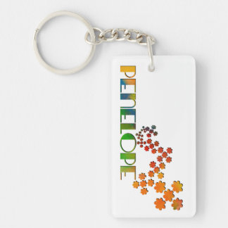 The Name Game - Penelope Keychain