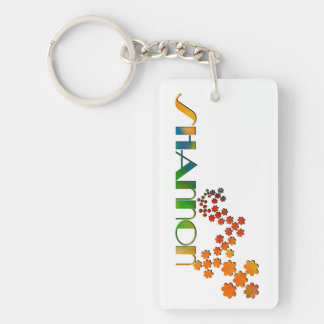 The Name Game - Shannon Keychain