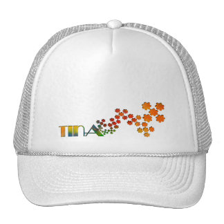 The Name Game - Tina Trucker Hat