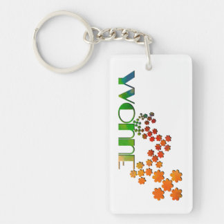 The Name Game - Yvonne Keychain