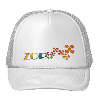 The Name Game - Zoe Trucker Hat