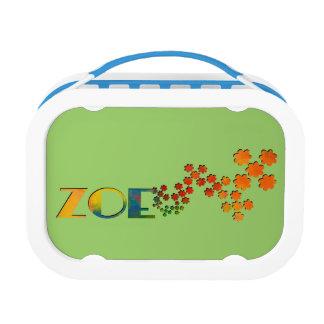 The Name Game - Zoe Yubo Lunchbox