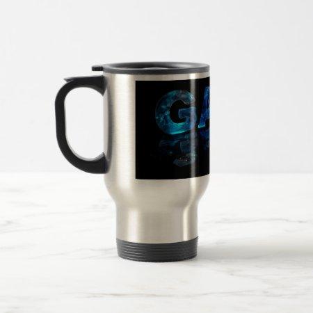 The Name Gary in 3D Lights (Photograph) Coffee Mug