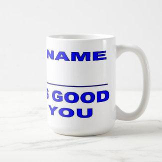 The Name Looks Good On You Mug