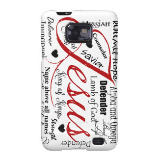 The Name of Jesus Galaxy SII Covers