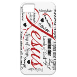The Name of Jesus iPhone SE/5/5s Case