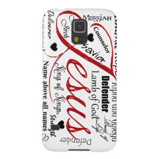 The Name of Jesus Samsung Galaxy Nexus Cases