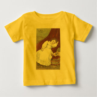 The Name Tells Baby T-Shirt