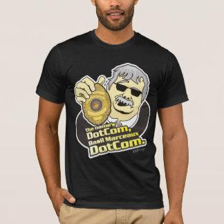 The name's Dotcom, Basil Marceaux DotCom T-Shirt
