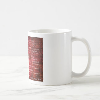The Names of Jesus Christ From the Bible Mug
