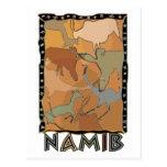 The Namib Postcard