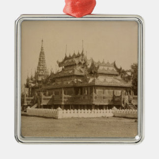 The Nan-U Human-Se, Shwe-Kyaung Metal Ornament