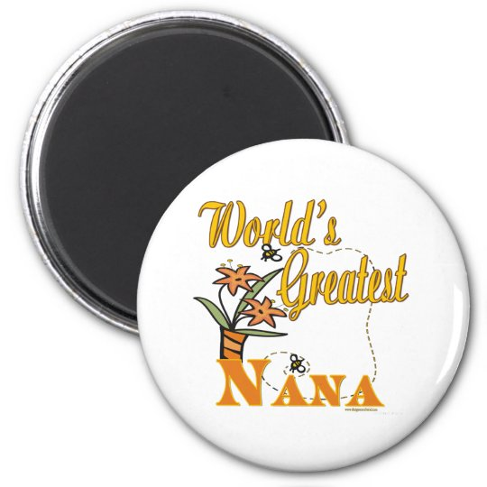 The Nana Collection Magnet