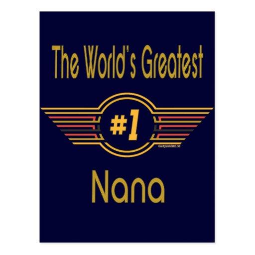 The Nana Collection Postcards