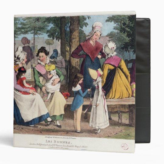 The Nannies, 1820 3 Ring Binder