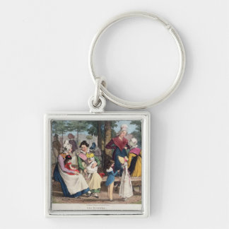 The Nannies, 1820 Keychains
