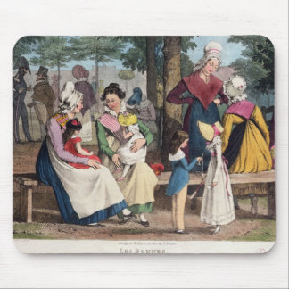 The Nannies, 1820 Mouse Pad