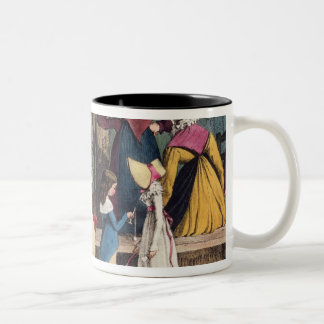 The Nannies, 1820 Two-Tone Coffee Mug