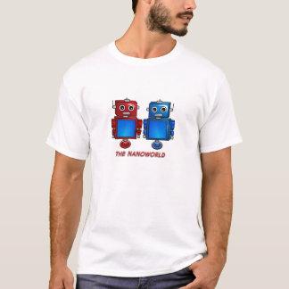 The NanoWorld T-Shirt as Seen On Comx Box