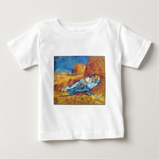 The Nap of Vincent Van Gogh (Noon) Baby T-Shirt