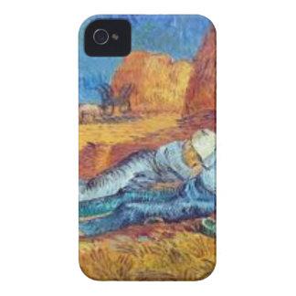 The Nap of Vincent Van Gogh (Noon) iPhone 4 Case